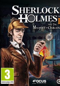 Обложка Sherlock Holmes and the Mystery of Osborne House