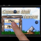 Скриншот Cannon Ball Throw
