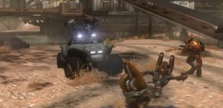 Halo: Reach. Видео #1