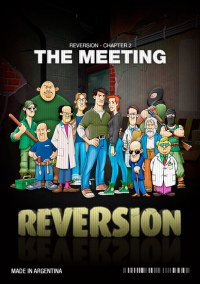 Обложка Reversion: The Meeting
