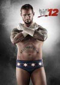 Обложка WWE '12