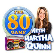Обложка The 80's Game with Martha Quinn