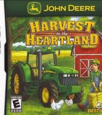 Обложка John Deere: Harvest in the Heartland
