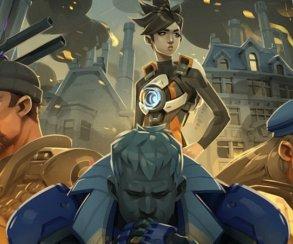 Новый комикс по Overwatch рассказывает опервой миссии Трейсер