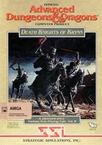 Обложка DragonLance Vol. 2: Death Knights of Krynn