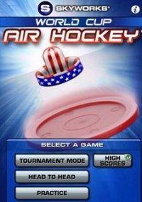 Обложка World Cup Air Hockey