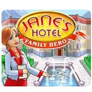 Обложка Jane`s Hotel: Family Hero