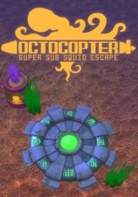 Обложка Octocopter: Super Sub Squid Escape