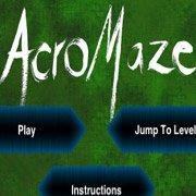 Обложка AcroMaze
