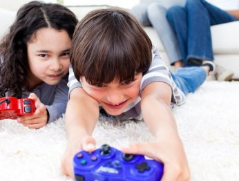 Во что играть детям