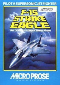 Обложка F-15 Strike Eagle