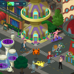 Скриншот Futurama: Worlds of Tomorrow – Изображение 1