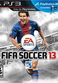 Обложка FIFA Soccer 13