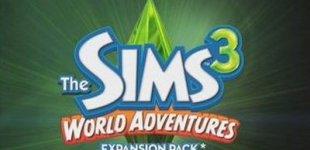 The Sims 3: Мир приключений. Видео #1