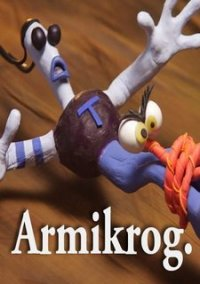 Обложка Armikrog