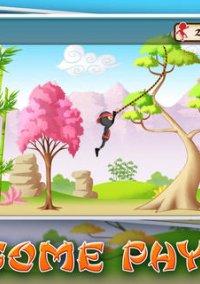 Обложка Ninja Jump Kid - Super Fun Stick-man Run Action Game For Kids PRO