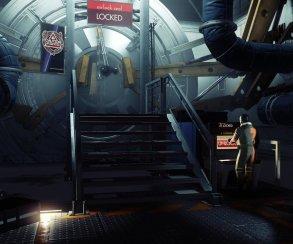 Интерьеры заброшенной космической станции на новых скриншотах Prey