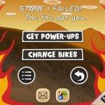 Скриншот  Motorcycle Bike Race Fire Chase – Изображение 1