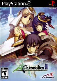 Обложка Ar tonelico II: Melody of Metafalica