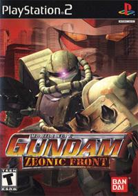 Mobile Suit Gundam: Zeonic Front – фото обложки игры