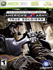 Обложка America's Army: True Soldiers