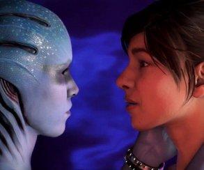 Все романтические ипостельные сцены вME: Andromeda [обновлено]