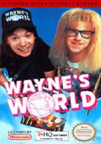 Обложка Wayne's World