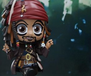 Мы видели малыша Грута, но что насчет малыша-капитана Джека Воробья?
