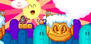 Angry Video Game Nerd Adventures. Видео #1