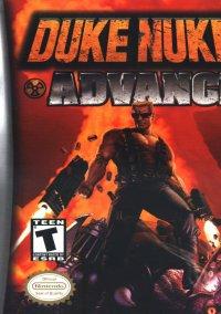 Обложка Duke Nukem Advance