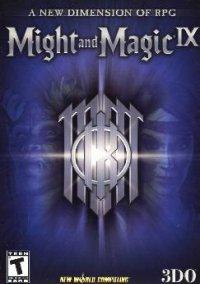 Might and Magic IX – фото обложки игры