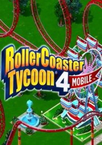 Обложка RollerCoaster Tycoon 4 Mobile