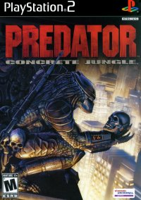 Обложка Predator: Concrete Jungle
