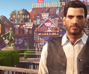 Колумбия в небе над Бостоном: мод добавляет летучий город в Fallout 4