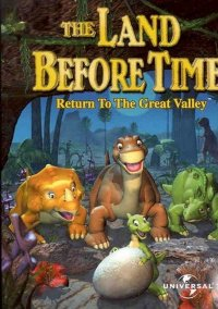 Обложка The Land Before Time: Return to the Great Valley
