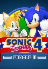 Обложка Sonic the Hedgehog 4: Episode 2