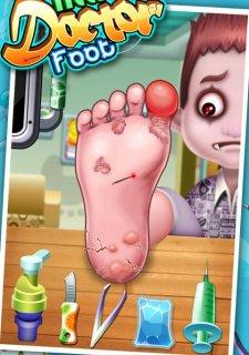 Little Foot Doctor - Kids Games