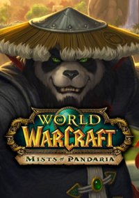 Обложка World of Warcraft: Mists of Pandaria