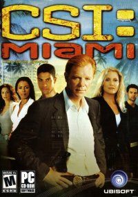 Обложка CSI: Miami