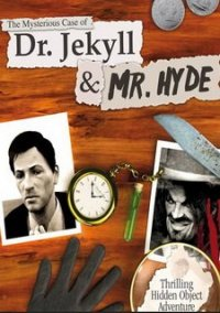 Обложка The Mysterious Case of Dr. Jekyll and Mr. Hyde
