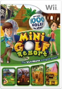 Обложка Mini Golf Resort