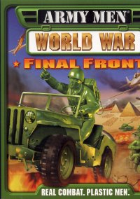 Обложка Army Men: World War - Final Front