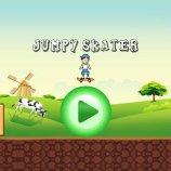 Скриншот Jumpy Skater - John Funny Jump, A