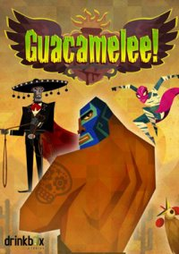 Обложка Guacamelee!