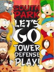 South Park: Let's Go Tower Defense Play! – фото обложки игры