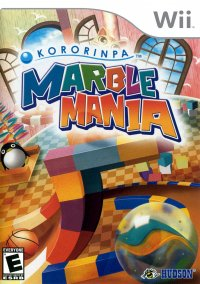 Обложка Kororinpa: Marble Mania