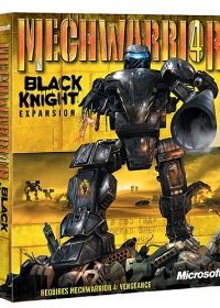 Обложка MechWarrior 4: Black Knight