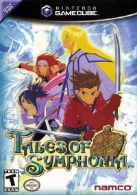 Обложка Tales of Symphonia