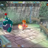 Скриншот Gurumin: A Monstrous Adventure
