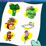 Скриншот Pajama Sam 3: You Are What You Eat from Your Head to Your Feet – Изображение 7